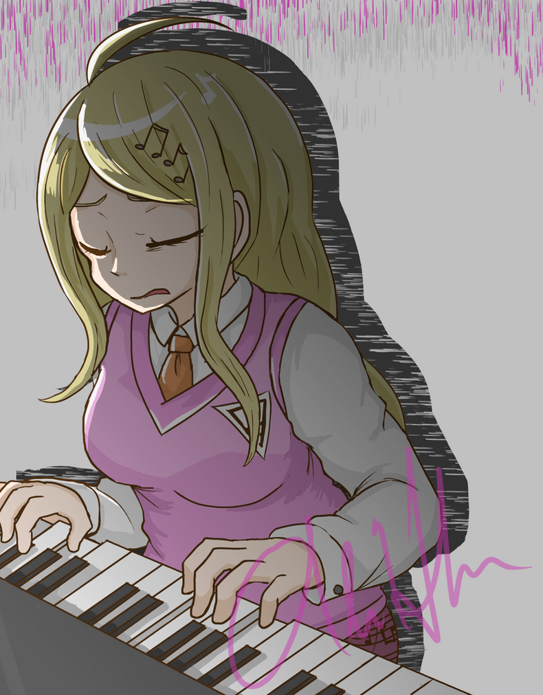 The keyboards are heavy to play... by AlsiusHaku