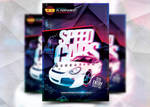Speed Cars Flyer