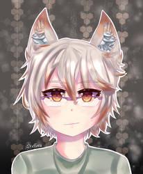 Kitsu-san! :D by Warshift