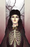 Barbara Steele by Asenath23