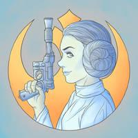 Leia by Asenath23