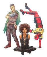 X-Force by Asenath23