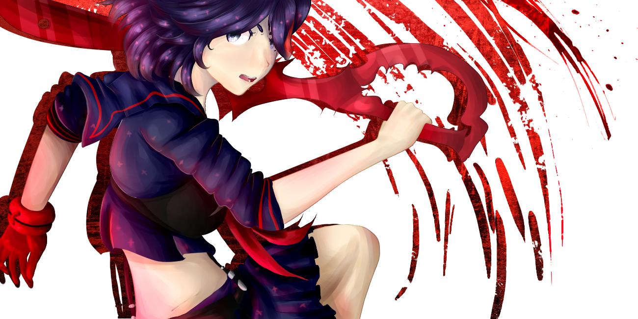 Ryuko by Honnojis