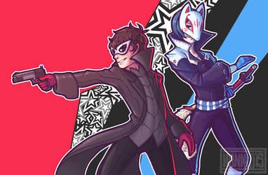 CM: Akira + Yusuke