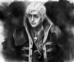 Critical Role Percy