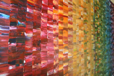 Mosaic Rain