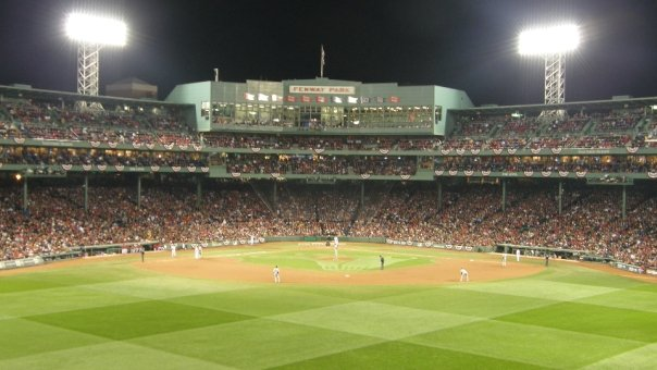 .:Fenway Park:. by Little-Lovely