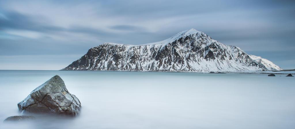 Misty Ice