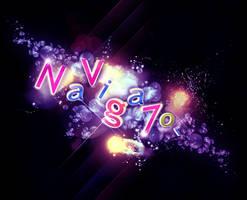 NaViGa7or typography by NaViGa7or