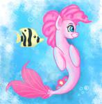 Pinkie Pie seapony