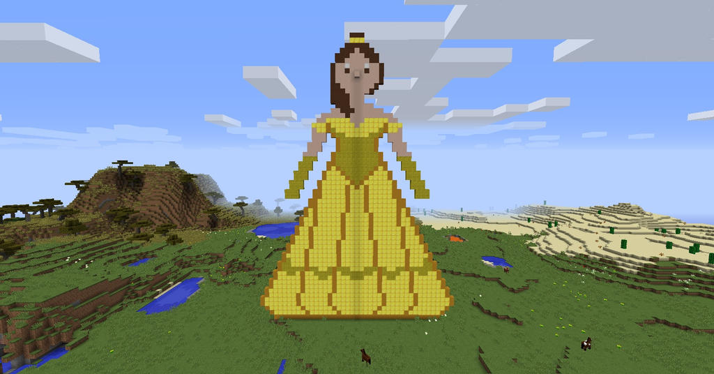 Pixel Belle by the-publisher