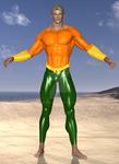 Aquaman Reloaded 2013