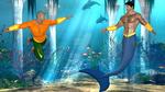 Aquamerman