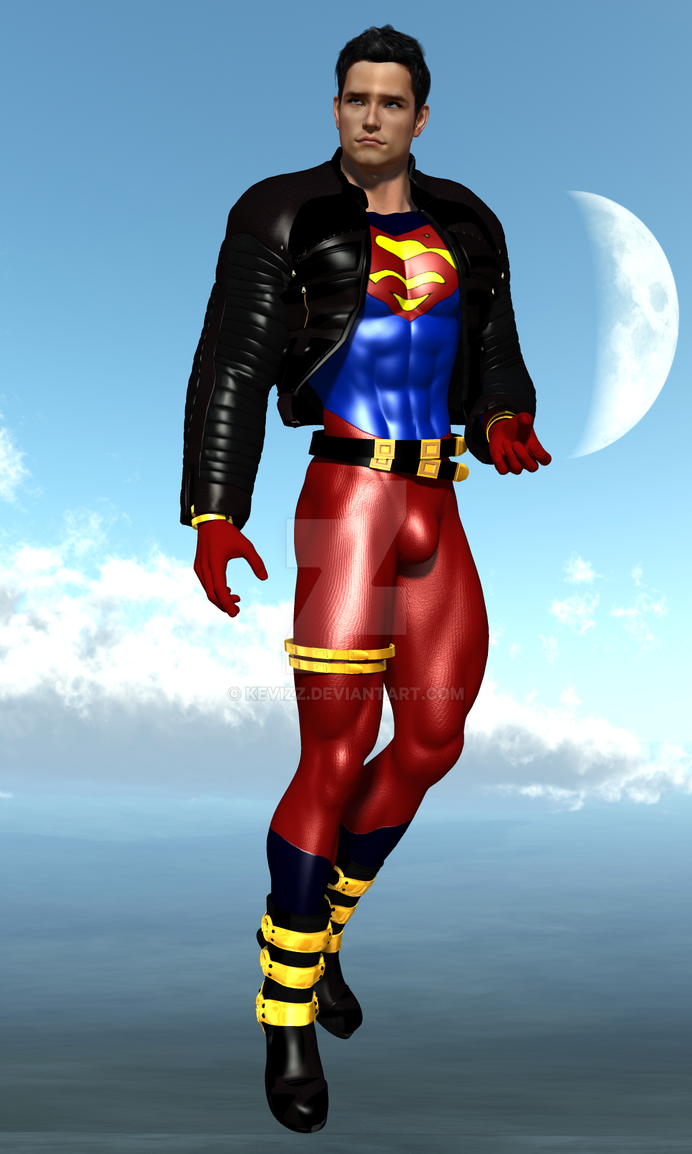 Superboy Reloaded by KevIzz