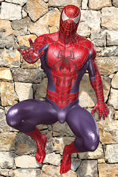 Spiderman Updated by KevIzz
