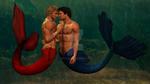 Merman And Mate