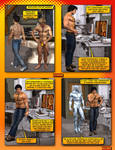 Heroes Of Two Earths Page 14