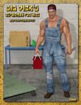 Big Dick's Repairman For Hire