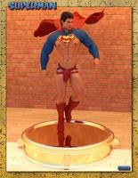 GM8 Superman SSS Model by KevIzz