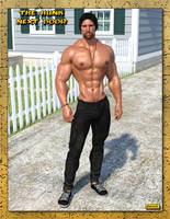 The Hunk Next Door SV by KevIzz
