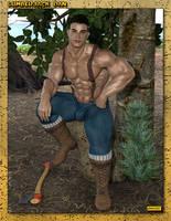 Lumberjack Dan by KevIzz