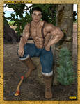 Lumberjack Dan