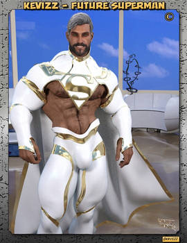 Future Superman (WIP)