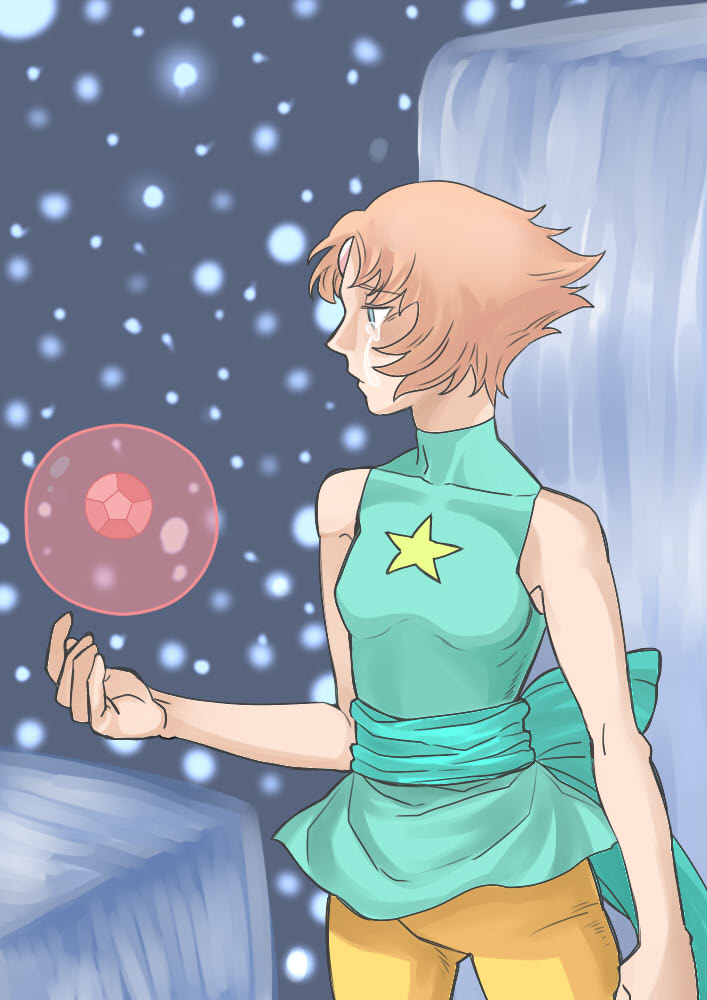 Pearl by Reikayr
