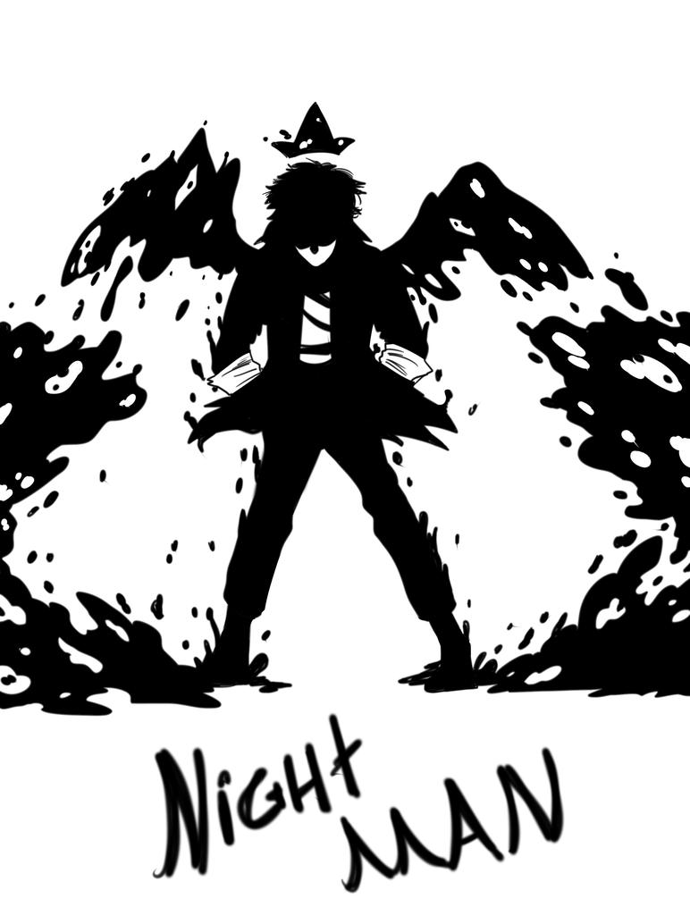 Nightman by Reikayr