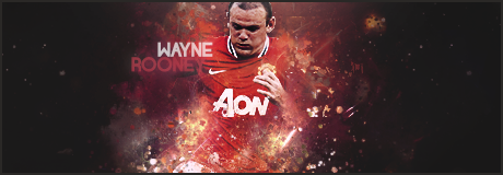 Wayne Rooney by Polo94