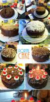 Portal Cake