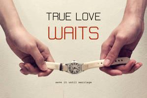 True Love Waits by yeeboon