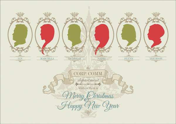 Christmas Greeting by yeeboon