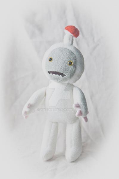Making Friends Creature Plush by yeeboon