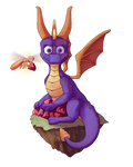 Spyro and Sparx