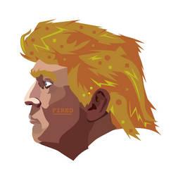 Trump by Neworldisorder