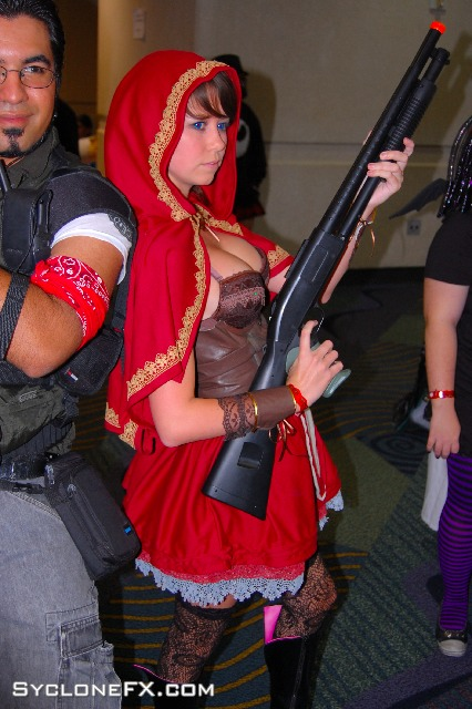 Fairy Tale Sheva- Megacon 2011 by spitefulsixth