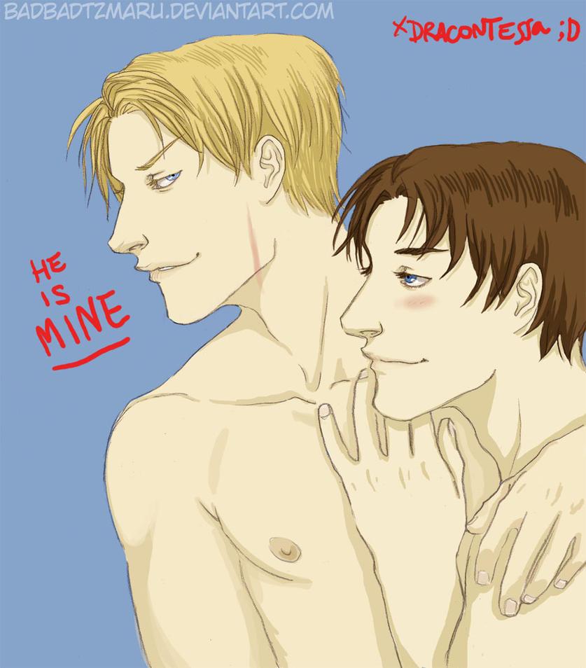 He is Mine by badbadtzmaru