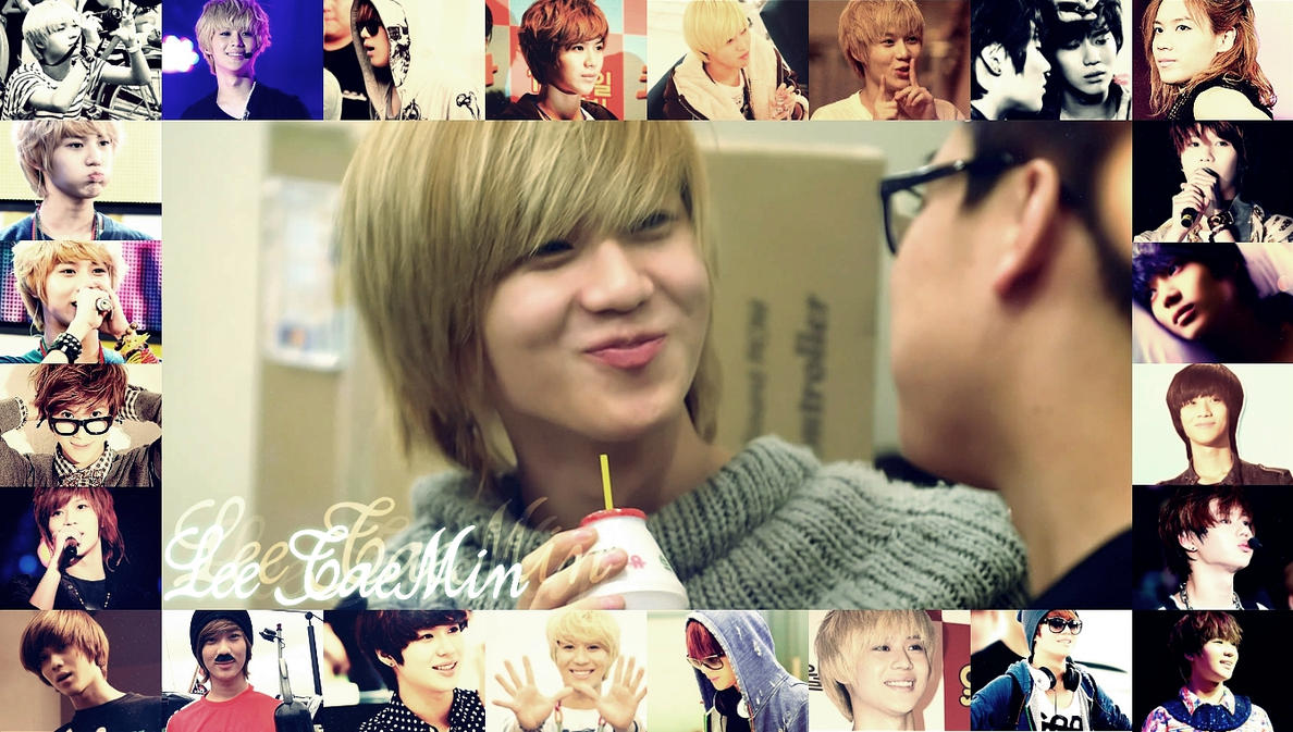 Lee Tae-min Wallpaper II by SNSDLoveSNSD