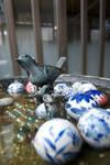 Bird Bath and Beyond I by annunaki