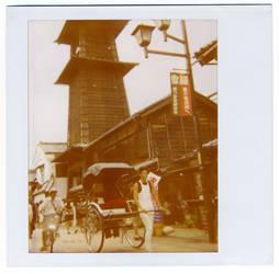 Little Edo Bell Tower by annunaki