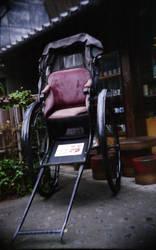 Rickshaw - Little Edo by annunaki