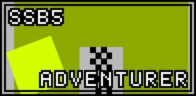 Adventurer Adventures into Smash! by Crazy456Rhino