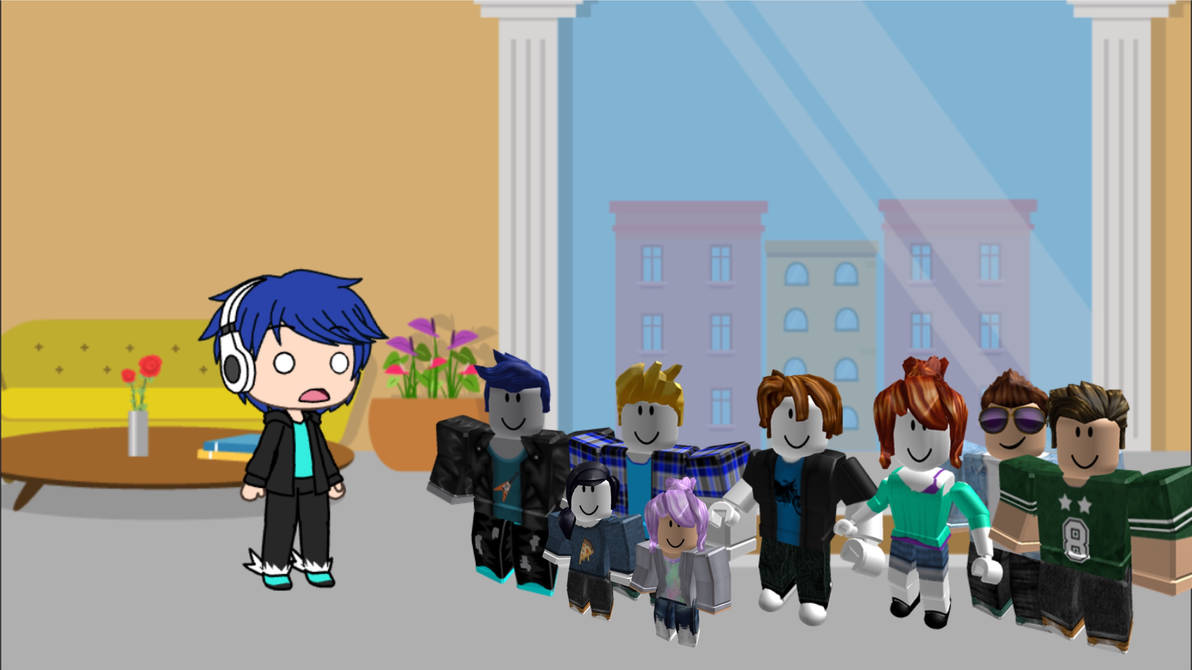 me meet old me and all my roblox character by reolecks9000 on DeviantArt