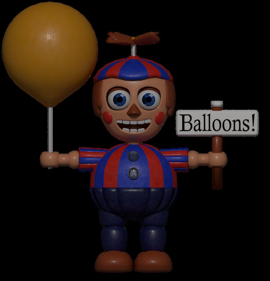 Balloon Boy V2 By A1234agameer On DeviantArt