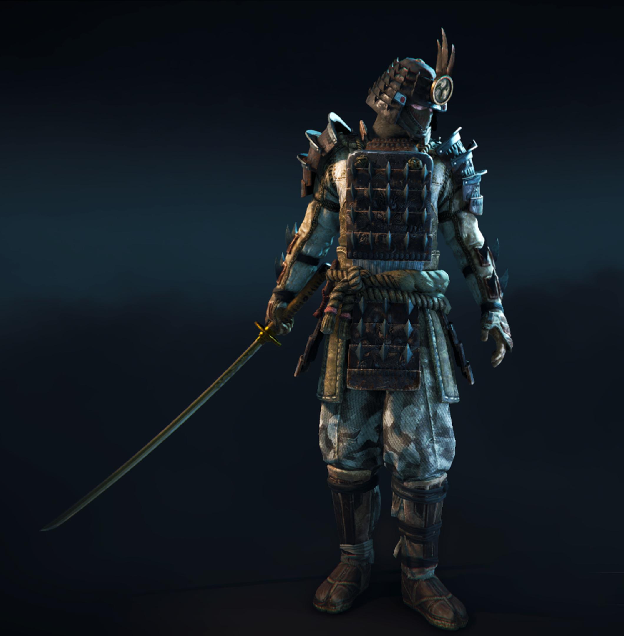 Samurai Orochi: For Honor (Orochi) 4 By Arbiter376 On DeviantArt