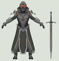 Warrior Servant - Prayer of Eventual Redemption by Arbiter376