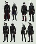 Star Wars - Clan Fenri Mandalorians (Updated)
