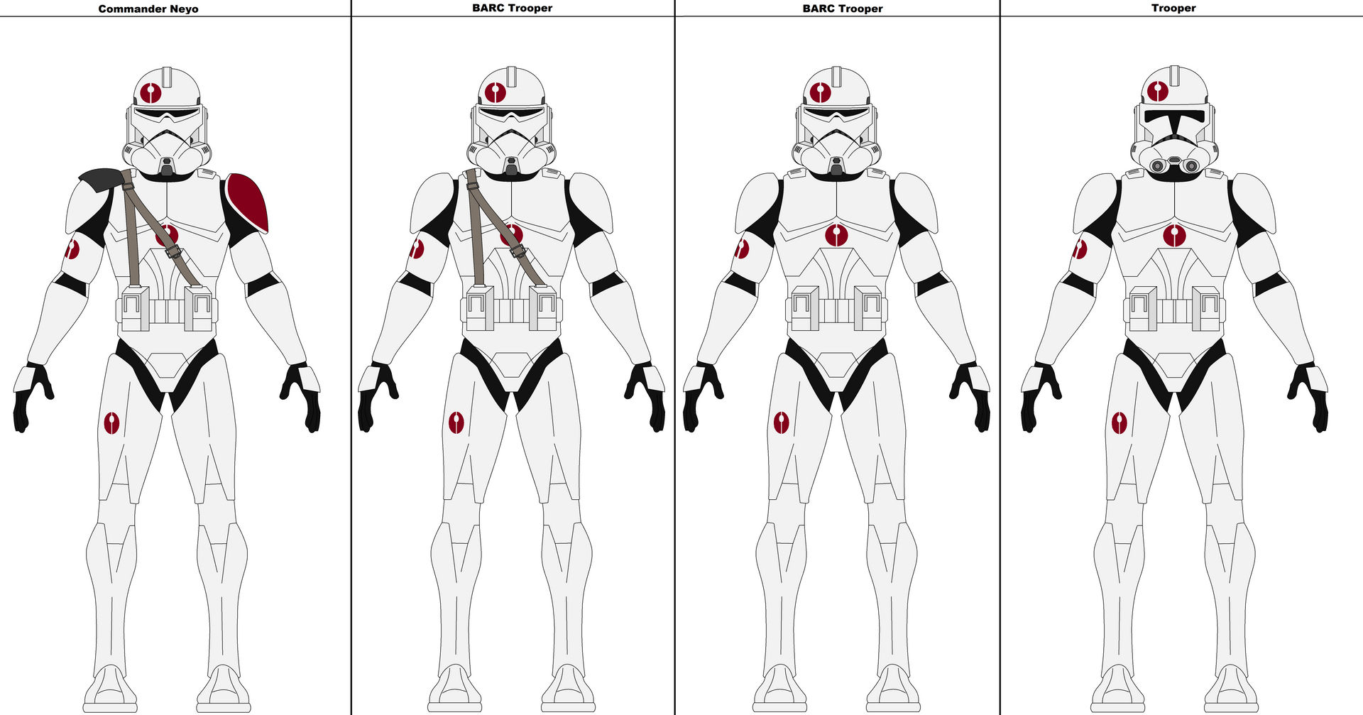 91st Battalion Star Wars