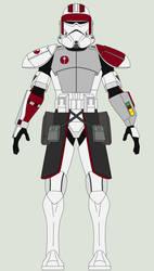 Star Wars - 91st Reconnaissance Commando by Arbiter376